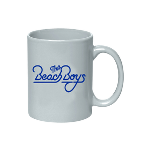 Beach Boys Grey Logo Mug