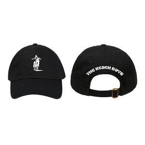 Horse Black Dad Hat