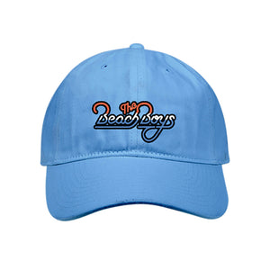 Logo Blue Dad Hat