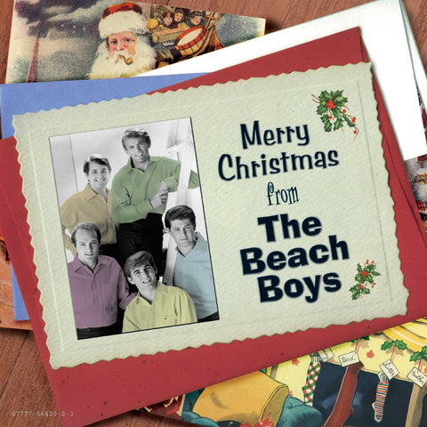 Merry Christmas From The Beach Boys - CD