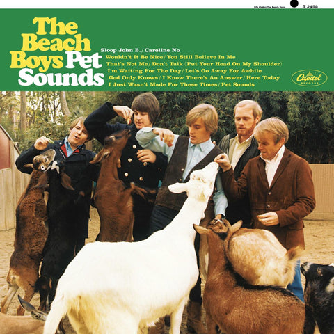 Pet Sounds (Stereo & Mono) - CD