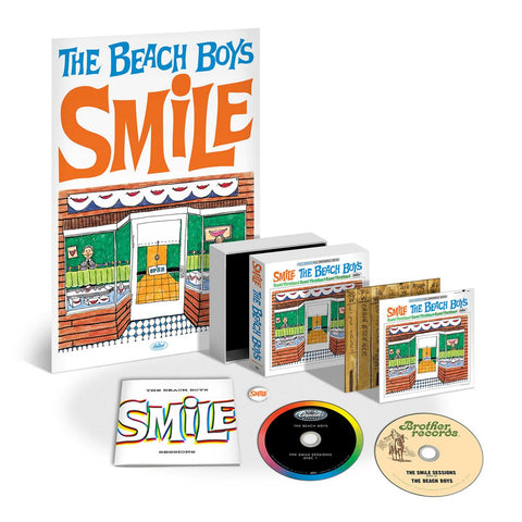 Smile Sessions - CD