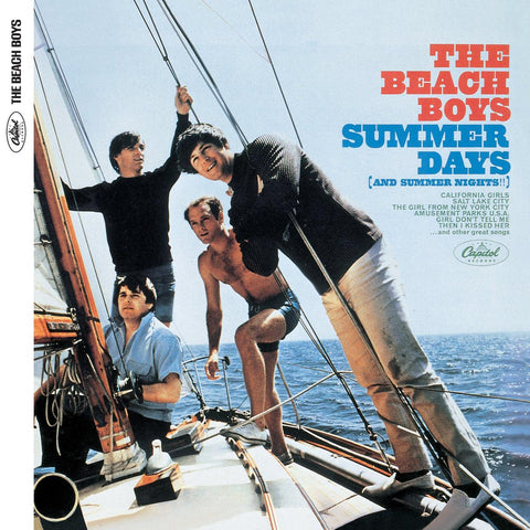 Summer Days - CD