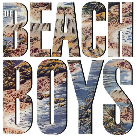 The Beach Boys - Vinyl LP