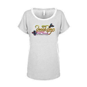Wild Honey Womens Scoop Neck T-Shirt