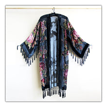 Load image into Gallery viewer, Wallflower Kimono