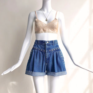 Blue Jean Baby (Gathered Pleats)