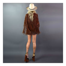 Load image into Gallery viewer, Cowgirl in the Sand (Chocolate Suede)