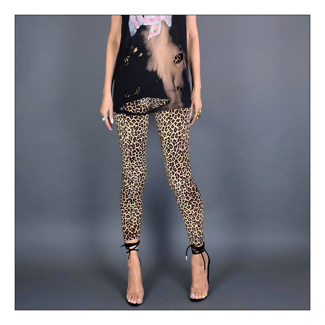 it's only rock 'n' roll but i like it (leopard)