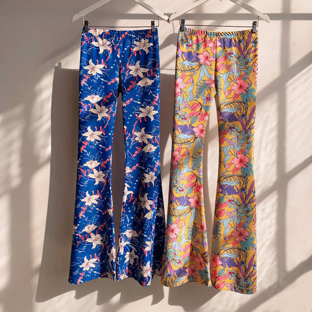 Go Your Own Way (floral prints)