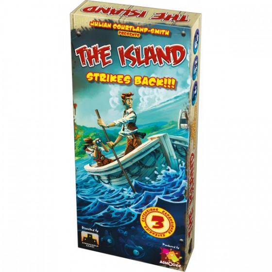 The Island: Expansion (Strikes Back)