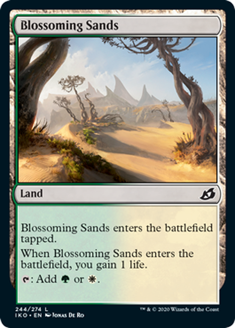 Blossoming Sands   IKO-244