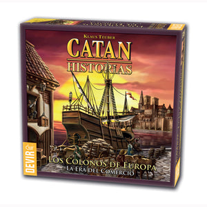 Catan: Colonos de Europa