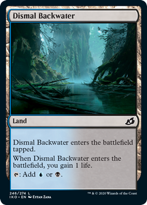 Dismal Backwater   IKO-246