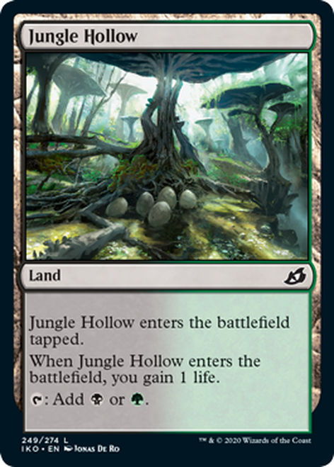Jungle Hollow   IKO-249