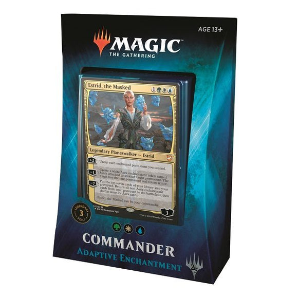 Commander Deck 2018: Adaptive Enchantment