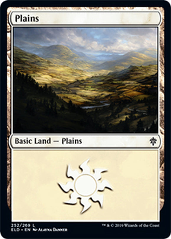 Llanura - Plains   ELD-252