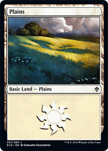 Llanura - Plains   ELD-251