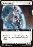 Caballero encomiable - Worthy Knight (Extended Art)   ELD-341