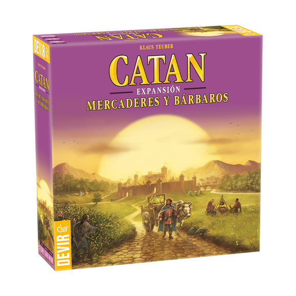 Catan: Mercaderes y Bárbaros de Catan
