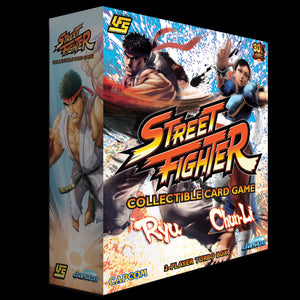 STREET FIGHTER 2 PLAYER TURBO BOX