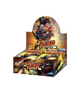 STREET FIGHTER - CAJA DE SOBRES - UFS