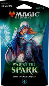 Blue Theme Booster - War of Spark