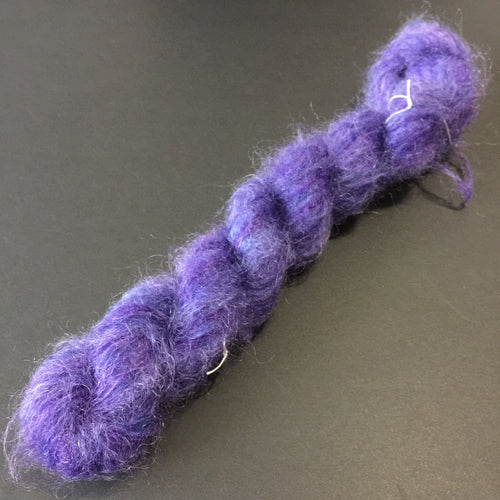 Mini Mohair - Purple