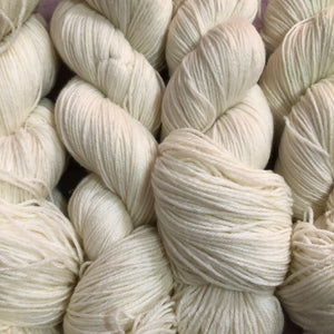 Supersock Superwash Merino / Nylon - undyed