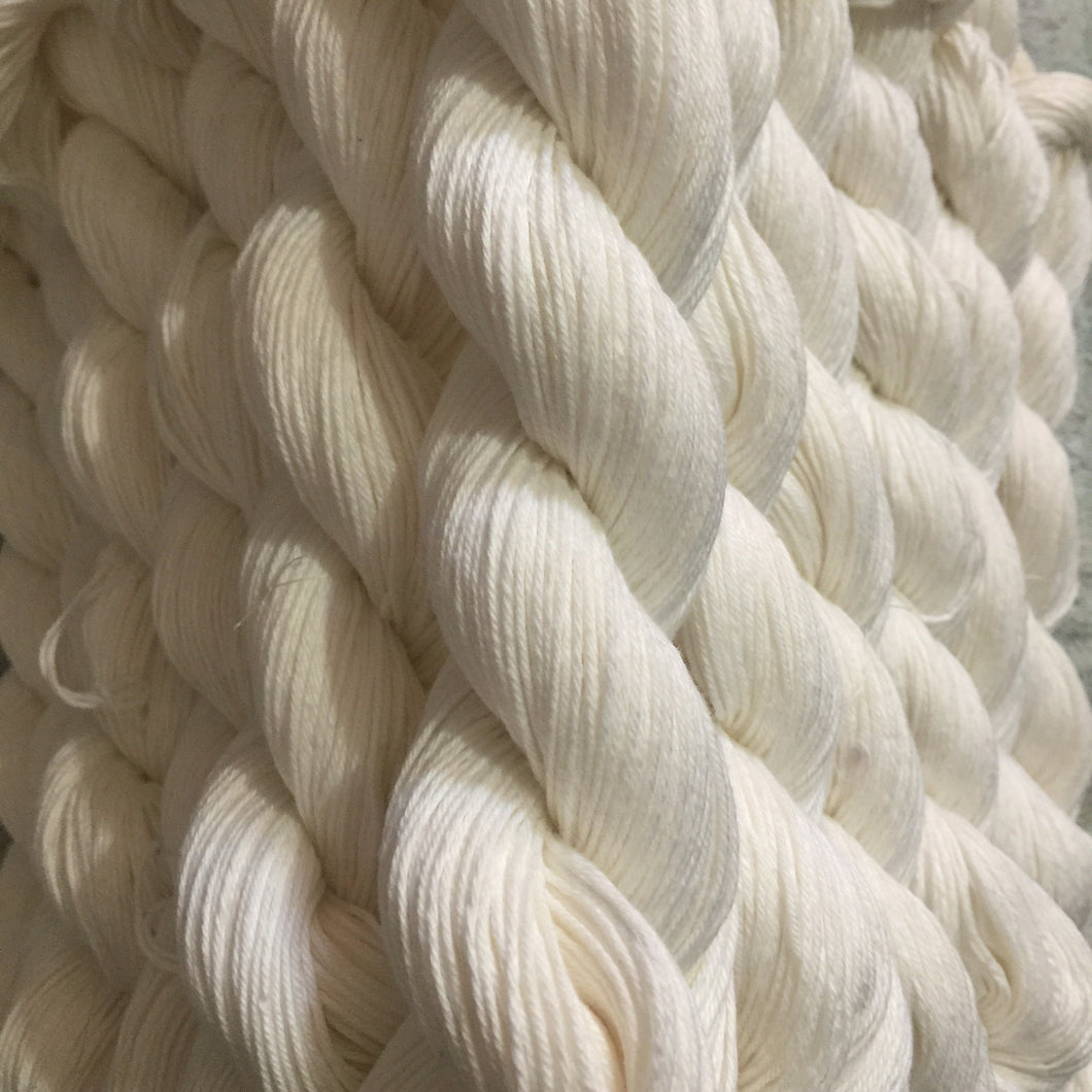 Cotton Yarn - Undyed