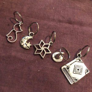 Stitch Markers - Witchy Set