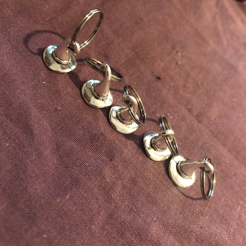 Stitch Markers - Witches Hat Set