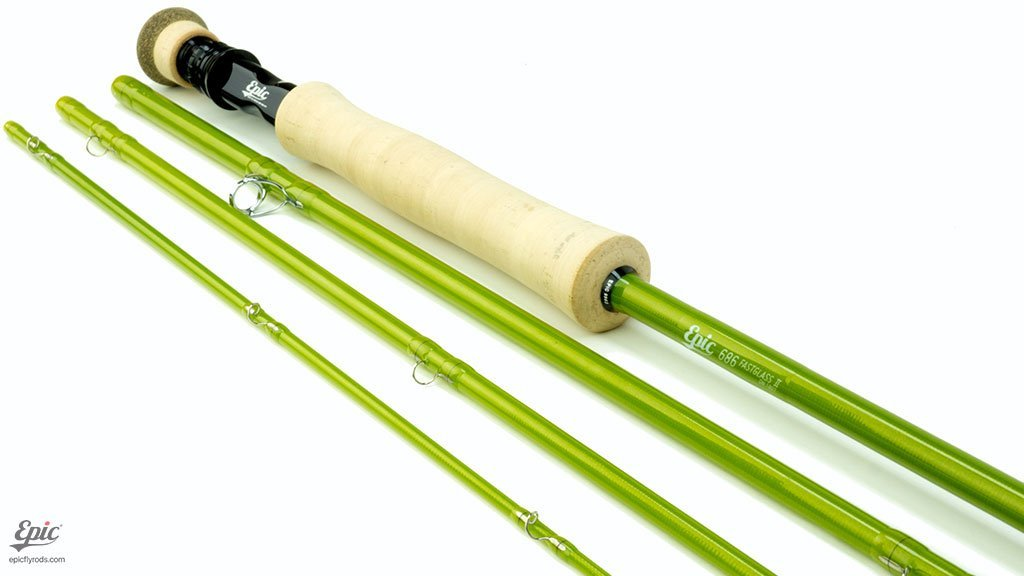 How to choose the right flyfishing rod