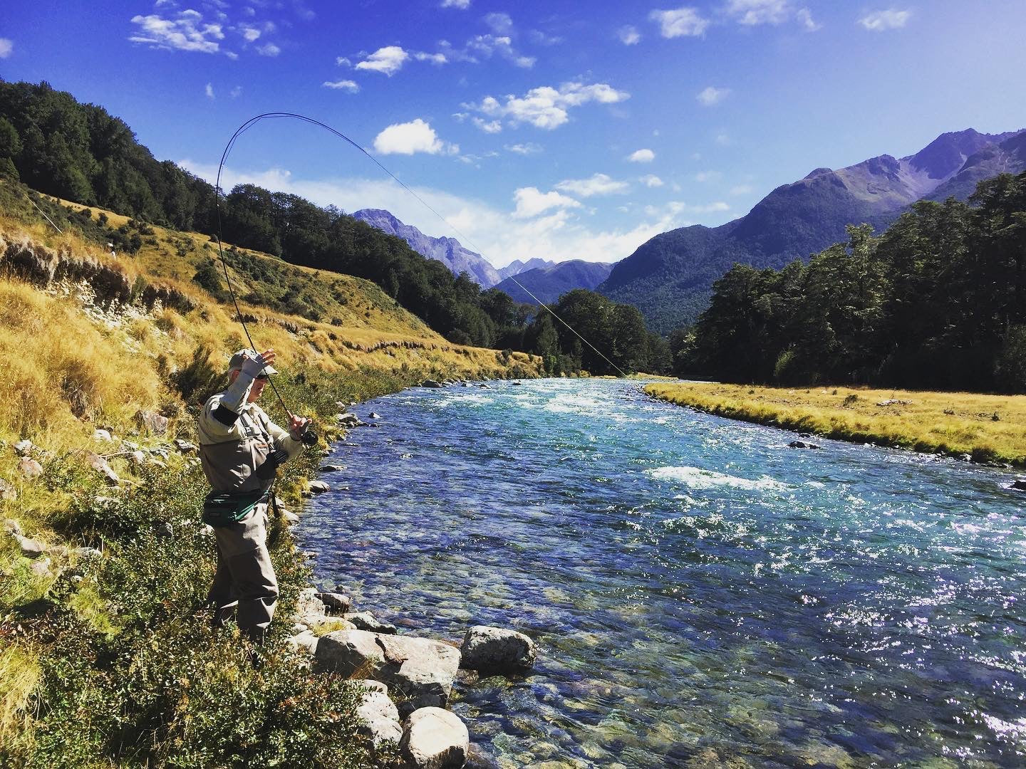 New Zealand Fly Fishing  Guides tips