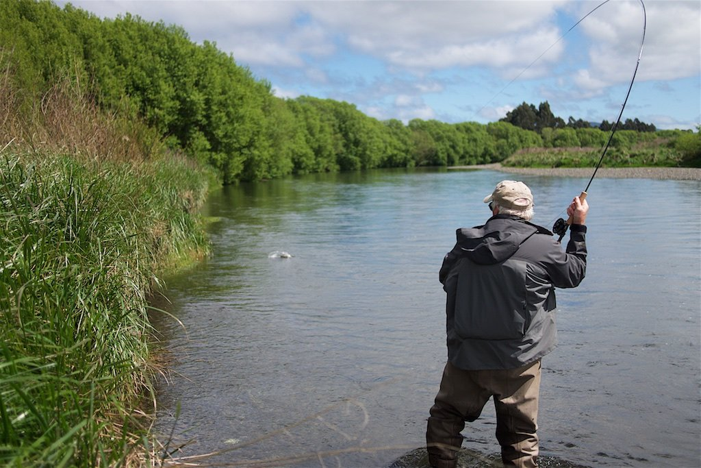 Fly Fishing and fly casting with the best Fly Rods