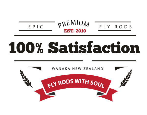 Epic Fly rods Guarantee