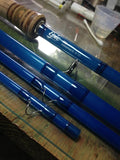 9 weight Fiberglass Fly Rod