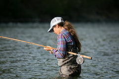 Spey Casting tips from April Vokey