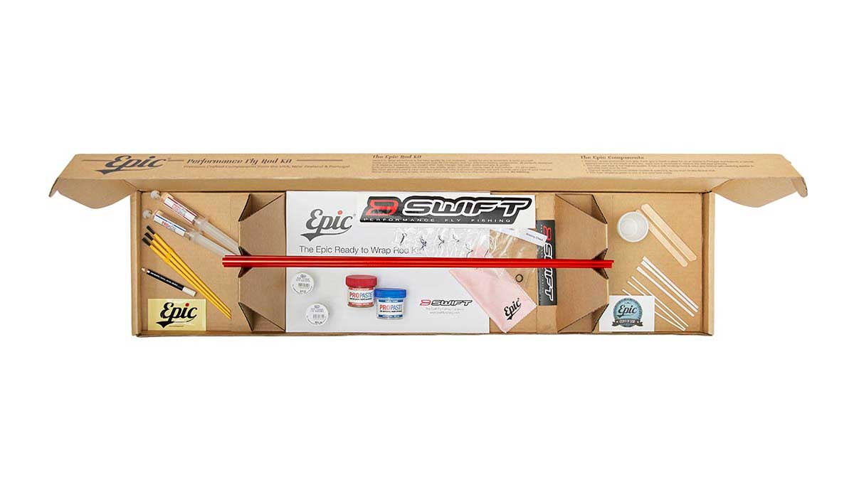 Fly rod building kits reel seat insert