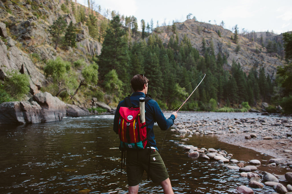 Epic Packlight backpacking Fly Rod