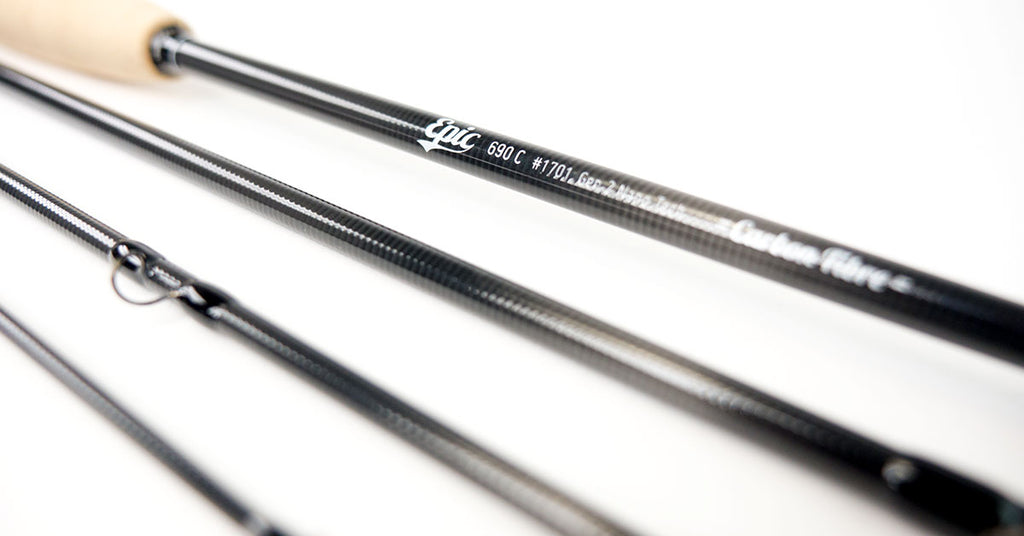 Epic Graphite Fly Rod