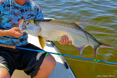 Epic fibreglass on Tarpon