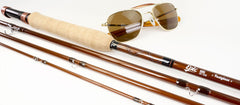 Custom Epic Fiberglass Fly Rod Collectors Edition