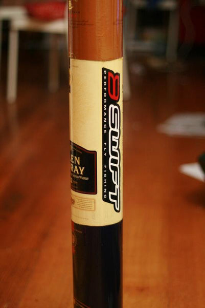 The Epic Whisky Rod Tube
