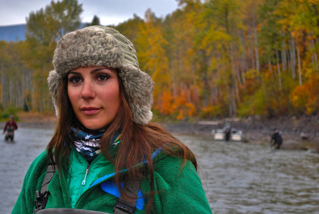 April Vokey Joins Swift Fly Fishing