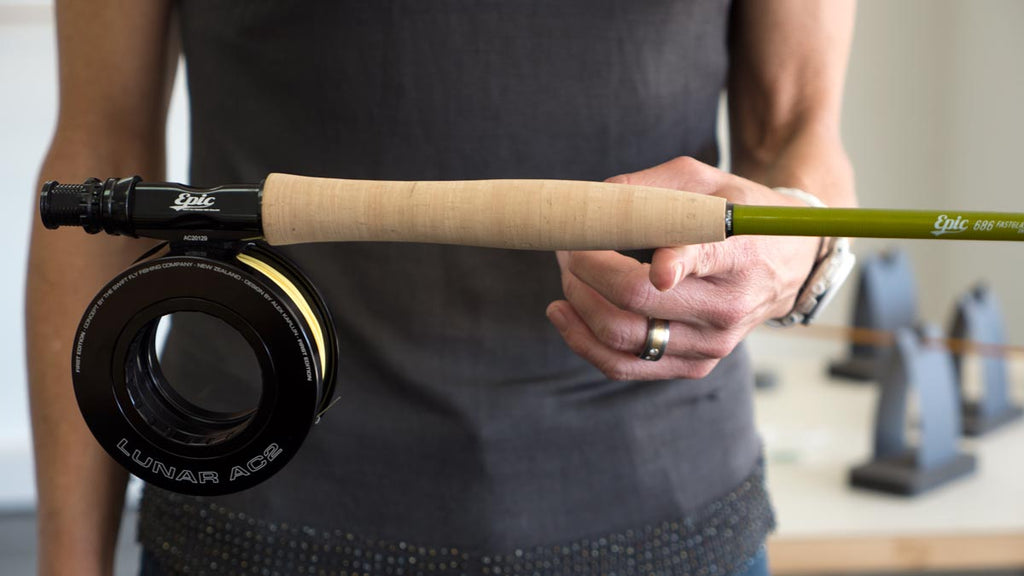 What fly reel balances this fly rod