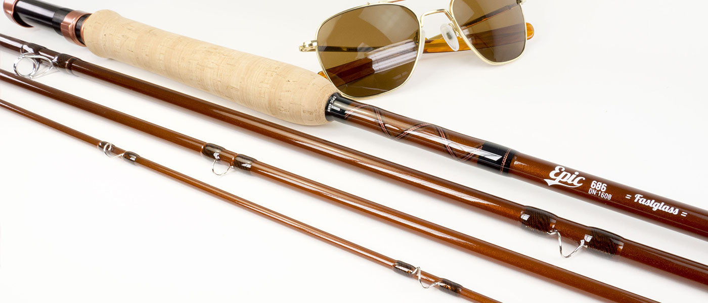 Epic fly rods premium fly rods and rod kits in glass and for Rocking fishing rod