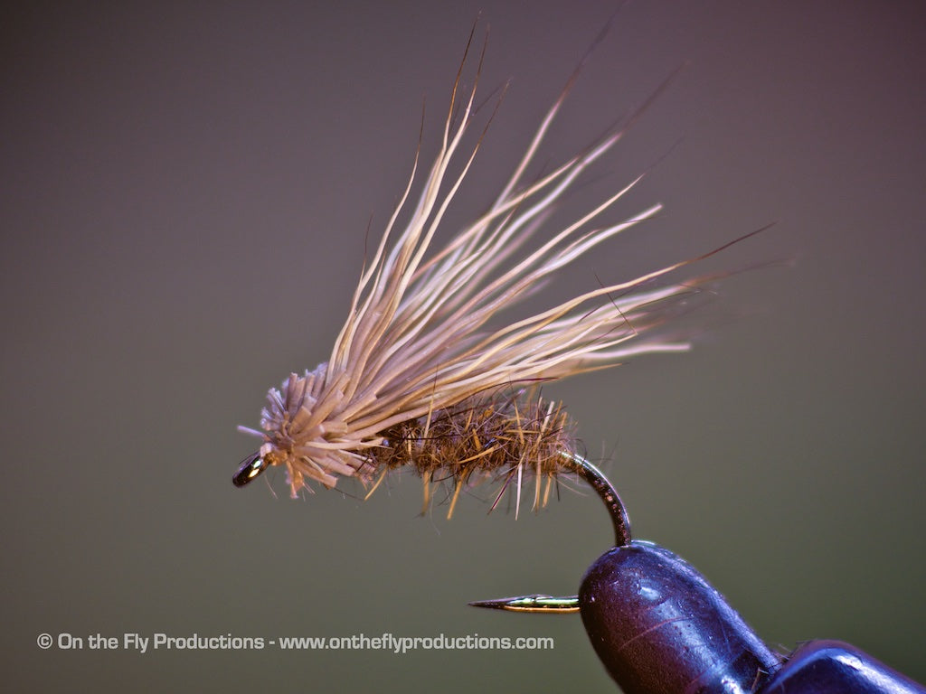 Bob Wyatt Deer Hair Sedge
