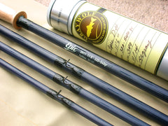 Epic two handed glass fiberglass spey rod