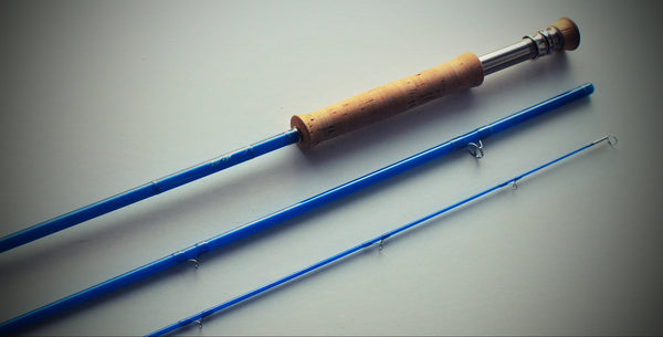 Custom Fiberglass Fly Rod